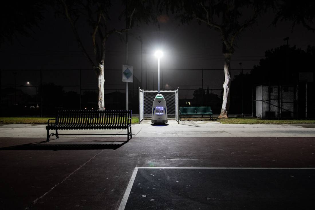 Could Robots Be the Future of Association Security?